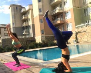 Göktürk Yeshill Nature Yoga
