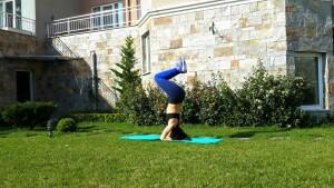 Canan Korkmaz ile Outdoor Yoga Dersleri