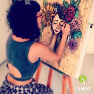 Sevgi Gür Art Studio ile doğada sanat faaliyetleri