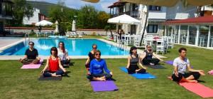 Çeşme Alaçatı yoga ve sanat terapisi kampı