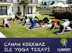 İstanbul Göktürk'te grup ve özel yoga dersleri Canan Korkmaz ile başlamıştır.