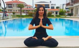 Canan Korkmaz ile Yoga Kampı