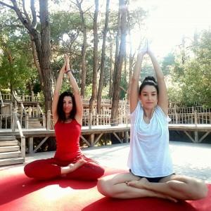 Canan Korkmaz ile yurt içi ve yurt dışı yoga, pilates, sağlık ve spor tatileri ve kampları.