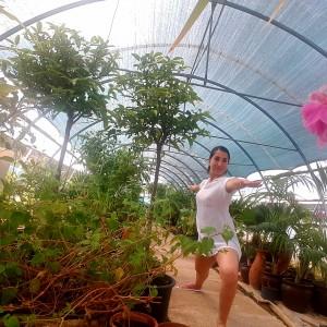 Canan Korkmaz ile organik  ve butik bir yoga, sağlık  ve sanat tatili.