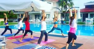 İzmir, Çeşme'de Yoga ve Resim Terapisi