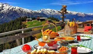 Karadeniz kahvaltısı