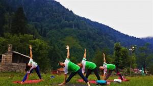 İstanbul Göktürk'den Karadeniz'e Yeşil Düşlerde bir Yoga Kampı