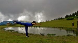 Luminy ve Canan Korkmaz ile yoga kampları ve tatillerine katılın sağlıkla kalın. (Badara Yaylası, Karadeniz)