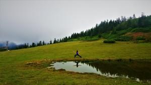 Karadeni Yoga Kampımız Badara Yaylası'nda Yoga Keyfi ile Devam Ediyor
