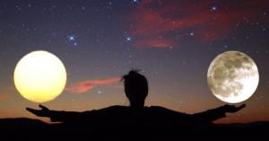 Güneş ve Ay Dünya'mızdaki enerjinin ve yaşamın kaynağıdır.