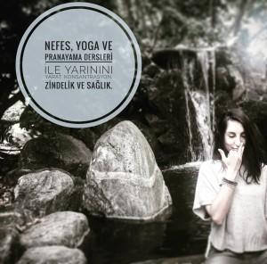 Canan Korkmaz ile Nefes, yoga ve pranayama dersleri İstanbul Göktürk Kemerburgaz'da