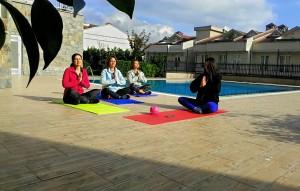 Doğada yapacağınız pranayama ve nefes dersleri, yaşama enerjinizi arttırır. Göktürk yoga ve nefes dersleri yeni yılda da sizlerle.