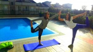 Siz de kendinize en uygun spor aktivitesini Göktürk'te Canan Korkmaz ile bulun. Yoga, pilates ve personal training derslerimiz başladı.