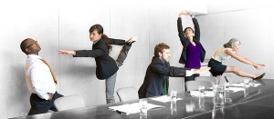 İşyerleri ve ofislerde durağan çalışmak sırt, bel boyun ağrıları, kireçlenme, kilo problemleri yaratır. Ofis egzersiz programları, işyeri egzersizleri ile güne zinde başlayın.