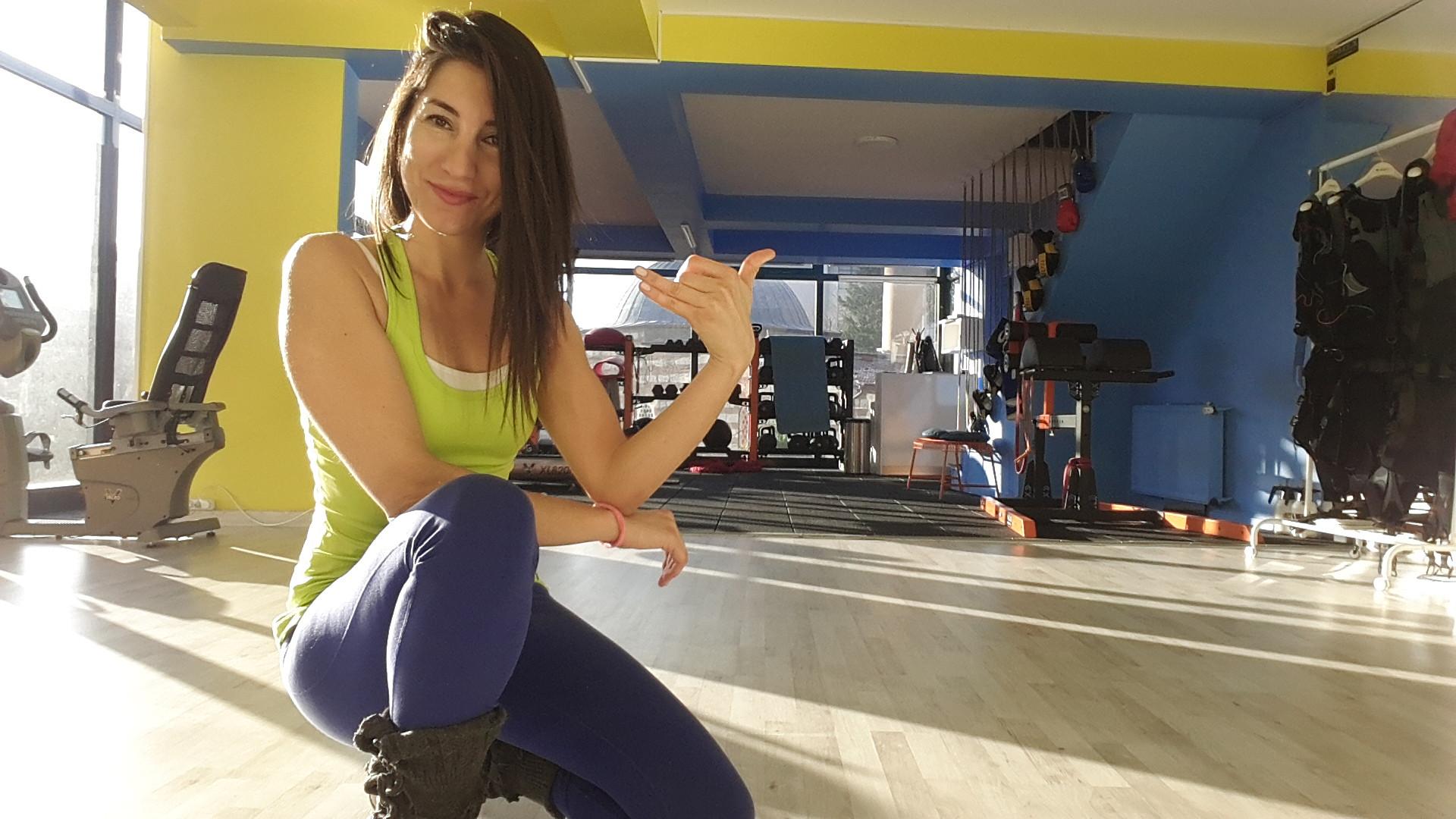 Evde kilo vermek için fitness. Hangi sonuçları kendimize sağlayabiliriz