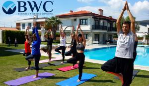Canan Korkmaz ile sabah yogası İstanbul, İstinye, Göktürk, Tarabya, Nişantaşı'nda sizlerle. Ayvalık wellness, fitness ve anti stress kampımız haziran 2018'de sizlerle.
