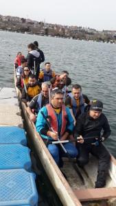 Dragon Boat Yarış hazırlıkları, özel takım dersleri, kurumsal koçluk programları, kamp ve geziler İsa Kurtca ve Canan Korkmaz ile başladı.