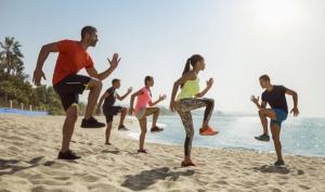 İstanbul'da fitness, yoga ve wellness kamp ve gezileri Canan Korkmaz ve İsa Kurtca ile.