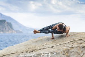 Boost your immune system with yoga in Budva Montenegro with Canan Yıldırım.