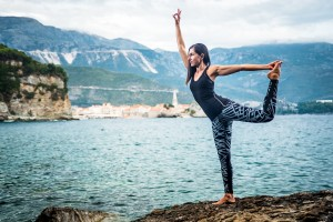 Outdoor, indoor,, private, group yoga sessions in Budva, Kotor, Tivat, Podgorica with Canan Yıldırım.