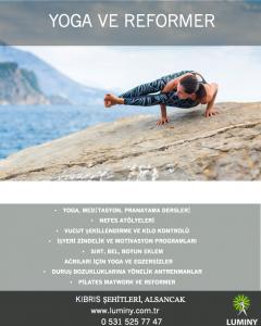 İzmir, Alsancak, Kıbrıs Şehitlerinde Yoga Dersleri Başlıyor.