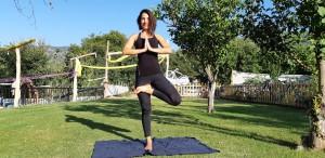 Dalyan'da yapacağımız yoga kampımızdaki yoga dersleri işte bu güzel  alanda gerçekleşecek.
