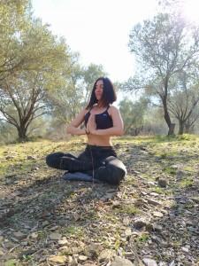 Balçova Terapi Ormanında yoga, meditasyon ve nefes çalışmalarıyla haftaya güzel başlayın.