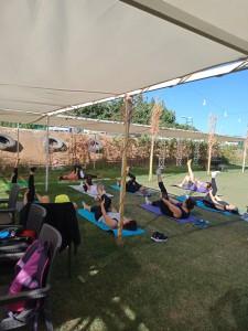 İzmir'de hafta sonu yaptığımız yoga, nefes, meditasyon, pilates etkinliklerimize bekleriz